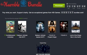 Humble Bundle goes dark knight
