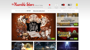 Humble Bundle åbner egen spilbutik med tidsbegrænsede tilbud