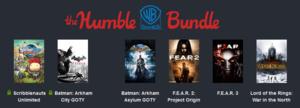 Ny Humble Bundle inkluderer Batman: Arkham Asylum & -City, samt F.E.A.R. 2 & -3
