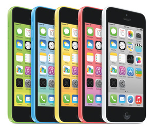 8GB iPhone 5c goes live in more European nations