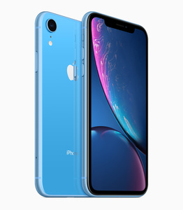 Here's Apple's new, cheaper iPhone: iPhone Xr