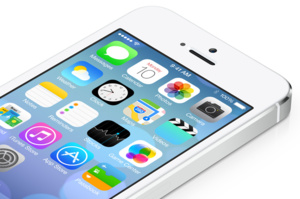 Eerste bug in iOS 7 een feit