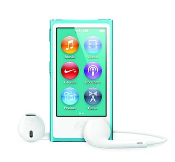 Apple uudisti iPod-mallistoa - mukana Lumioista tuttua väriä
