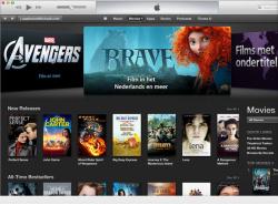 Nieuwe iTunes 11 met Wi-Fi-synchronisatie