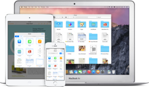 Apple unveils iCloud Drive as Dropbox, Google competitor