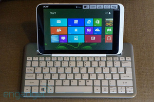 Acer Iconia W3 is the first 8-inch Windows 8 tablet