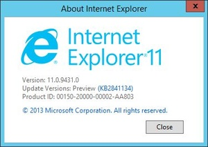 Microsoft makes developer preview of IE11 available for Windows 7 users