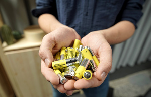 Ikea stops selling regular batteries, only allows rechargeable ones
