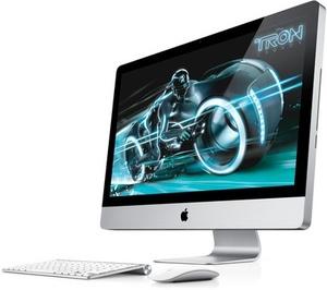 iMacs go quad-core and add Thunderbolt