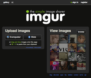 Popular image-sharing site Imgur raises $40 million