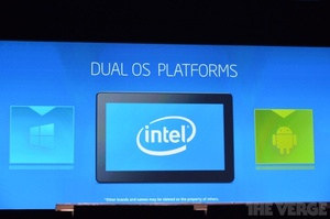 CES 2014: Intel confirms 'Dual OS' platform for booting Android and Windows on same PC
