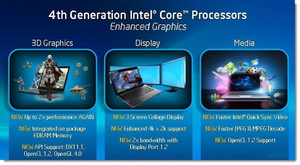 Intel teases Haswell chips for ultrathin, fanless devices