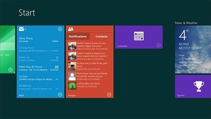 Microsoft to unveil new interactive Live Tiles for Windows 10