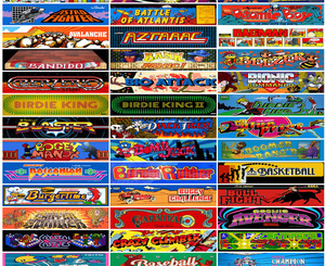 You can now play 900 arcade games in-browser from the Internet Archive
