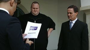 MEGA's Kim Dotcom starts his own political party