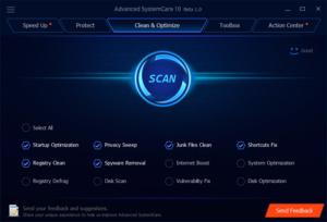 IObit lanceert nieuwe Advanced SystemCare v10 Beta