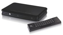 Iomega TV on kiintolevyllä varustettu Boxee-laite