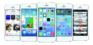 WWDC: Apple completely rehauls dated operating system with launch of iOS 7