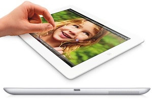 Apple unveils 128GB iPad