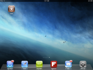 It lives! JailbreakMe 3.0 will jailbreak your iPad 2 untethered