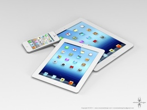 Samsung to supply 7.9-inch Retina displays for new iPad mini, report says