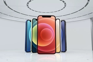Apple unveils new 5G iPhone 12 models