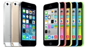 Apple unveils more global launch dates for iPhone 5C and 5S