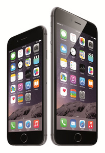 Apple unveils iPhone 6 & iPhone 6 Plus
