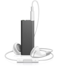 Applen uusi iPod shuffle puhuu sinulle