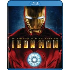 Blu-ray has best week ever, thanks to 'Iron Man'