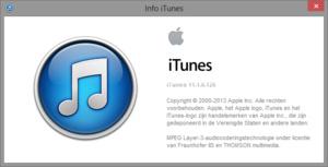 iTunes v11.1 nu beschikbaar