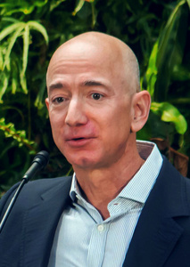 Jeff Bezos first ever to accumulate $200 billion