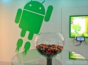Android 5.0 'Jelly Bean' finally confirmed