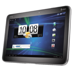 First Android 3.1 tablet headed to AT&T