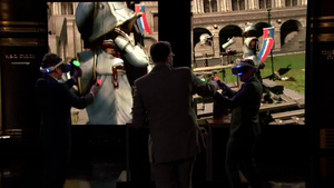 VIDEO: Jimmy Fallon demos Sony's Project Morpheus
