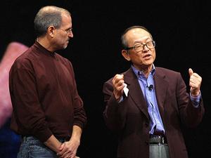 Jobs ja Sony-pomo kävivät yllättävän keskustelun vuonna 2001