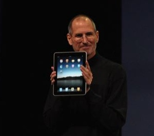 Apple esitteli iPad-tabletin