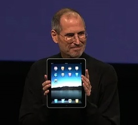 Apple developing smaller-sized iPad for 2011?