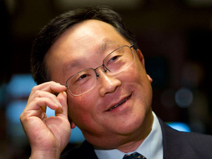 Interim CEO John Chen becomes permanent at BlackBerry