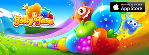 Rovio's latest game is here: 'Jolly Jam'