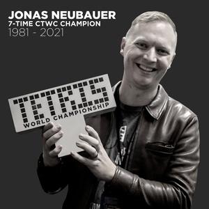 Tetris-pelin supertähti Jonas Neubauer on menehtynyt yllättäen