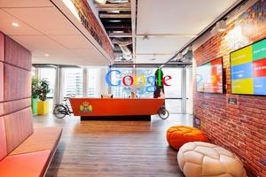 Binnenkijken bij hoofdkantoor van Google Nederland