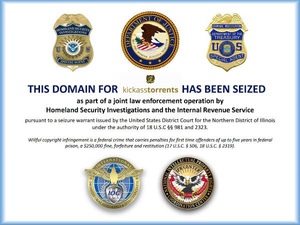 U.S. indicts three alleged operators of KickassTorrents