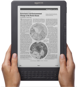 Amazon Kindle DX discontinued