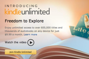 Amazon starts testing $9.99 ebook subscription service