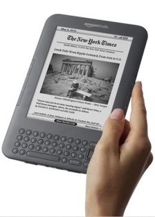 AT&T to begin selling Amazon Kindle next week