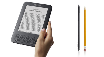Kindle losing e-reader market share to iPad