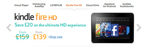 Amazon, Barnes & Noble drop prices on tablets for European consumers