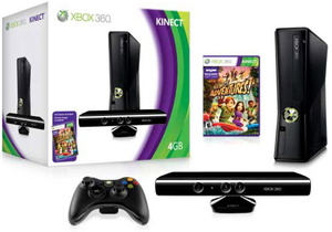 Microsoft unveils Kinect launch titles