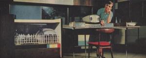 Historian oudot kuvat: Robotti-imuri vuodelta 1959?!